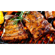 Spareribs Barbecuesaus